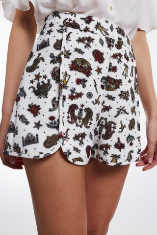 Short Estampado - SHOP TRITON OFICIAL