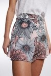 Short Estampado Floral - SHOP TRITON OFICIAL