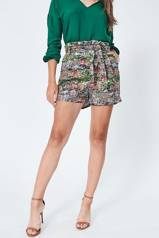 Short Clochard Estampa  city - comprar online