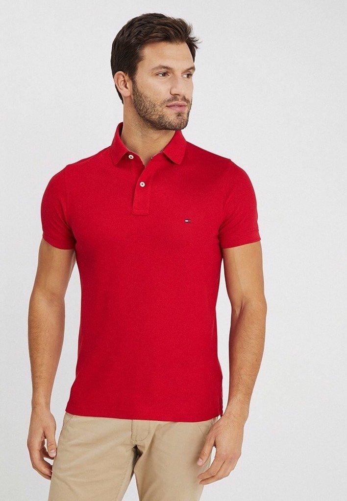 ab8a94e50 Camisa Polo Tommy Hilfiger Masculina
