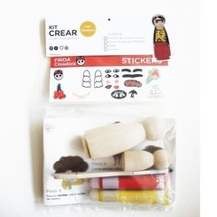 kit Crear Superheroes