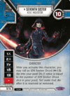 Seventh Sister - Agile Inquisitor / Sétima Irmã - Inquisidora Ágil