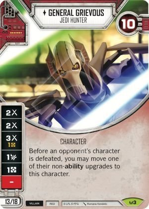 General Grievous - Jedi Hunter / Caçador de Jedi