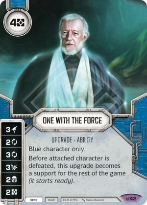 One With The Force / Um com a Força