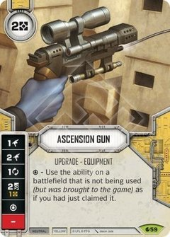Ascension Gun / Pistola de Ascensão