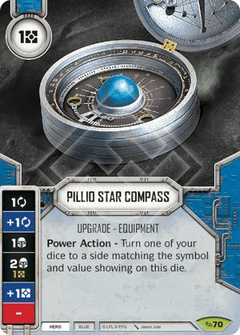 Pillio Star Compass / Bússola Estelar de Pillio