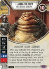 Jabba The Hutt - Influential Kingpin / Chefe do Crime Influente