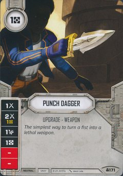 Punch Dagger