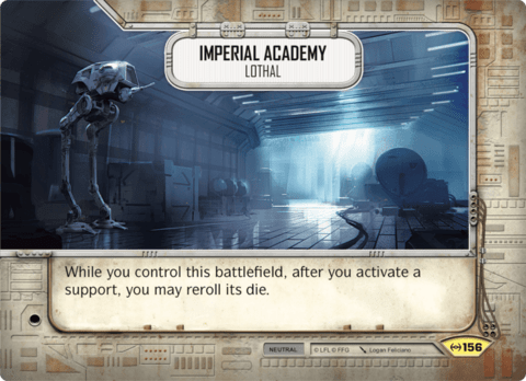 Imperial Academy - Lothal / Academia Imperial