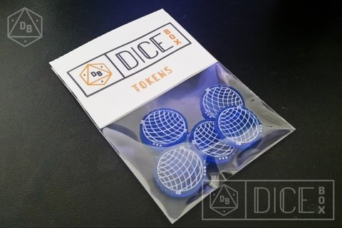 DICEBOX Tokens - Star Wars Destiny