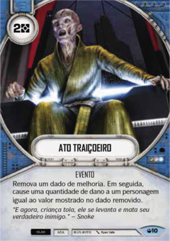 Act of Betrayal / Ato Traiçoeiro - comprar online