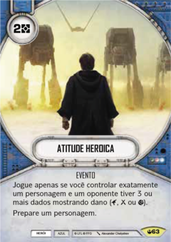 Heroic Stand / Atitude Heroica - comprar online