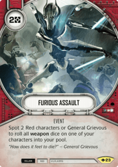 Furious Assault / Investida Furiosa
