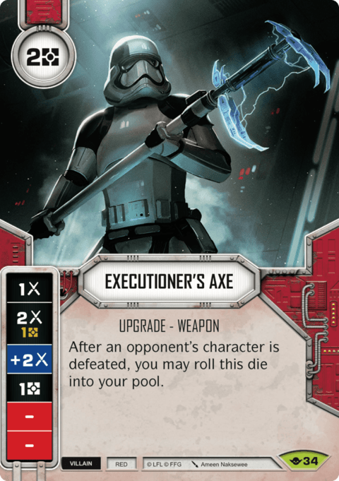 Executioner's Axe / Machado do Executor