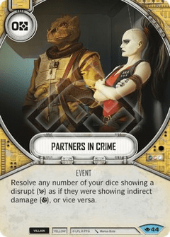Partners in Crime / Cúmplices