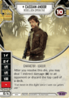 Cassian Andor - Rebellion Operative / Agente da Rebelião