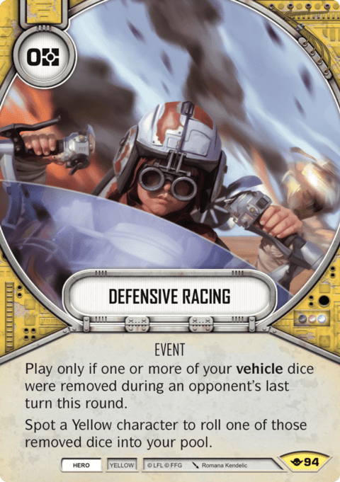 Defensive Racing / Pilotagem Defensiva