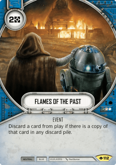 Flames of the Past / Chamas do Passado