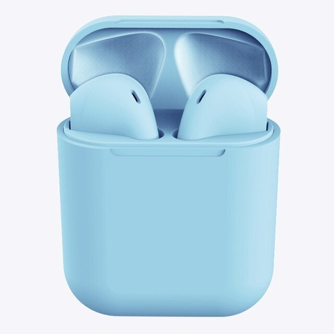 Auriculares Inpods I12 Bluetooth 5.0 True Wireless Olivos - comprar online