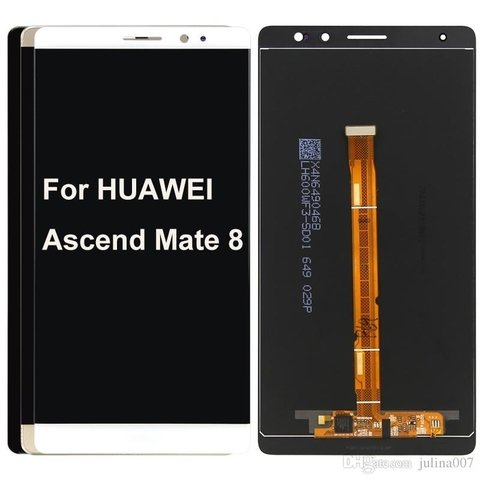 Modulo Huawei Mate 8 Ascend Nxt-l09 Pantalla Tactil Display