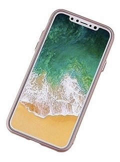 Funda Case iPhone X 10 Apple Antigolpe Caida Tpu Flexi Marco en internet