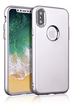 Funda Case iPhone X 10 Apple Antigolpe Caida Tpu Flexi Marco - tienda online