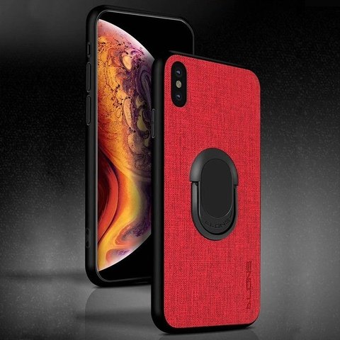 Funda Bumper iPhone X Xs Max Xr 7 8 Tpu Antigolpe