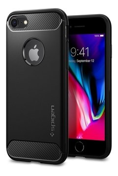 Funda Spigen 100% Orig Blister iPhone 8/7 Plus Prueba Golpe