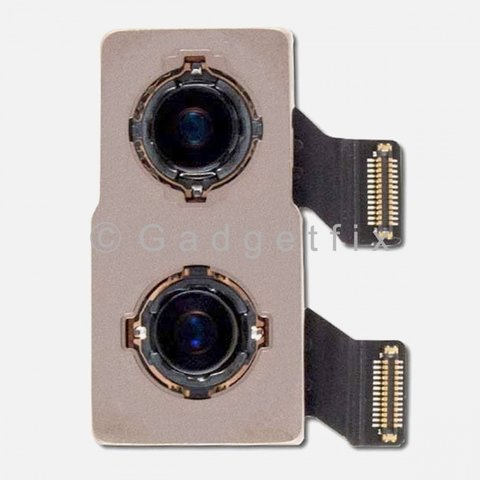 Repuesto Camara Principal Trasera Doble Apple iPhone X 10