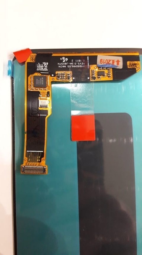 Modulo Display Touch Samsung A6 Plus Pantalla Instalada