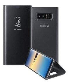 Funda 100% Original S-view Standing Cover Note 8 Samsung - JASTECH