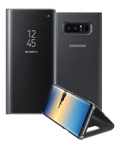Funda 100% Original S-view Standing Cover Note 8 Samsung