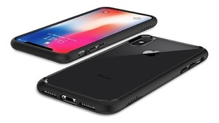 Funda Spigen 100% Genuina En Blister iPhone X - comprar online