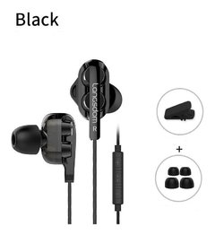 Auriculares Langsdom P/ Xiaomi Sonido Supremo Impermeable