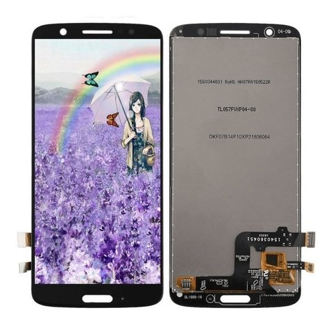 Modulo Display Touch Motorola Moto G6 Xt1925 Original Pantal
