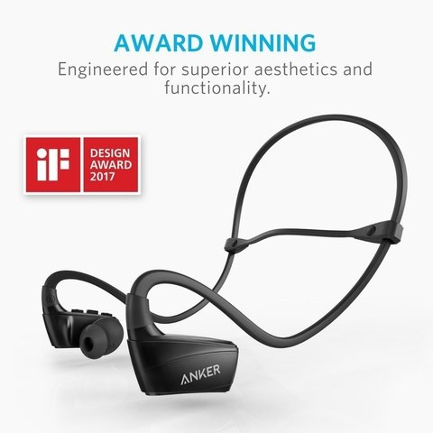 Auriculares Waterprof Bluetooth Anker Nb10 Ipx5 Stereo 4.0