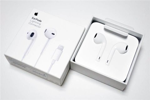 Auriculares Originales iPhone 8 7 Plus Xs Max Eardpods Xr