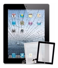 Vidrio Touch Screen Pantalla iPad Mini 1 2 Instalacion 24hs