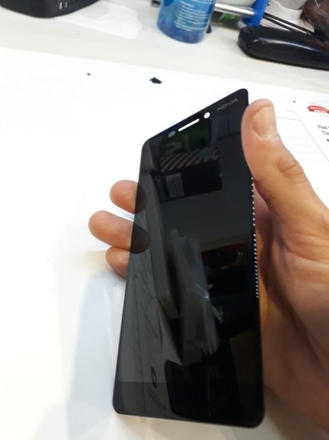 Modulo Pantalla Vidrio Display Tactil Lcd Nokia 6.1 Touch