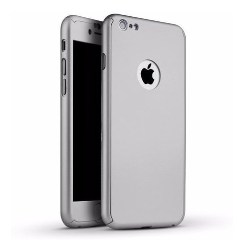 Funda Case Protector iPhone 8 8 Plus 360º Vidrio Templado