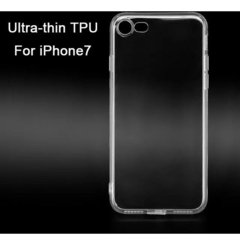 Funda Tpu Slim Ultra Fina iPhone 7 7 Plus 6s 6 Plus Olivos - tienda online