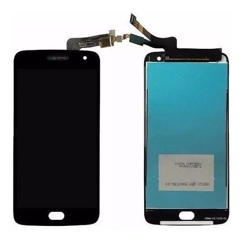 Modulo Display Touch Moto G5s Plus Xt1803 06 Pantalla