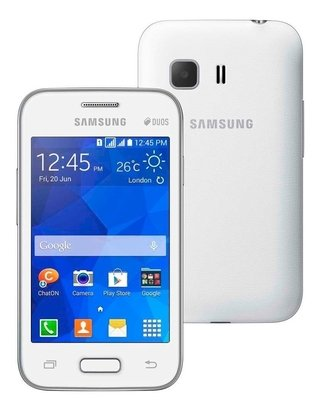 Touch Vidrio Tactil Samsung Galaxy Young 2 G130 Olivos - comprar online