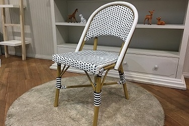 Silla Paris blanco