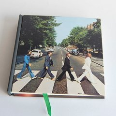 "Cuaderno Mini Cosido ""Abbey Road"" En STOCK"
