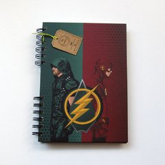 Cuaderno Anillado  (Flash-Arrow) En STOCK - comprar online