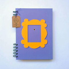 Cuaderno Friends Door Frame (en Stock)