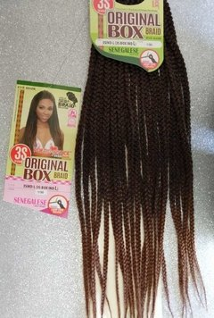 Senegal Bomba Box Braids Crochet Braid na internet