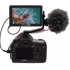 Monitor Smallhd Focus 5  Pol Hdmi Feelworld - loja online