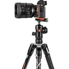 Tripé Manfrotto Befree 494 Ball Head Vertical Sony Edition - loja online